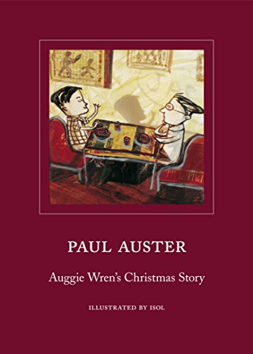 Auggie Wren's Christmas Story por Paul Auster