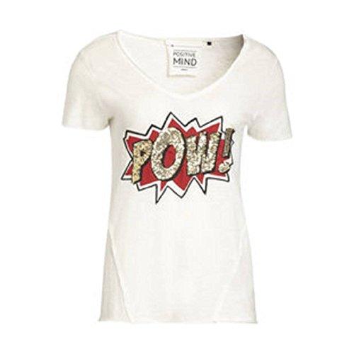 ONLY Shirt Augusta Weiß