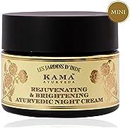 Kama Ayurveda Rejuvenating and Brightening Ayurvedic Night Cream, 25gm