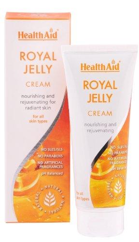 HealthAid - Royal Jelly - Crème nourrissante - 75 ml