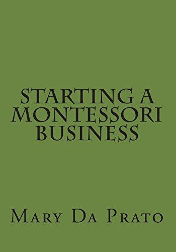 Starting a Montessori Business