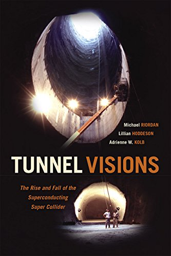 Tunnel Visions: The Rise and Fall of the Superconducting Super Collider (Elektronische Geräte Fall)