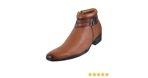 eeb8f1e031c Mochi Men Leather Boots