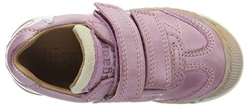 Bisgaard - Klettschuhe, Scarpe da ginnastica Unisex – Bambini Violett (5001 Syren)