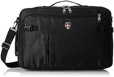 Elle Martillo Laptop Mochila convertible Laptop Bag Black