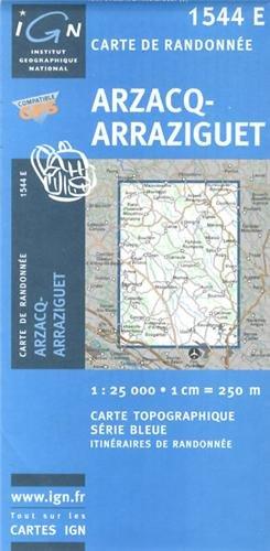 1544E ARZACQ-ARRAZIGUET