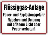1155. Flüssiggas - Anlage - ALU