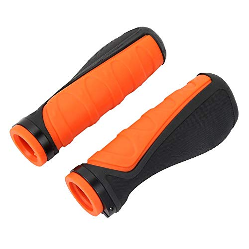VGEBY1 Empuñaduras ergonómicas Antideslizantes para Bicicletas Manillas de Manillar de Gel para Bicicletas...
