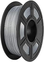 Filament PLA 1.75mm, PRINSFIL PLA Filament 1.75mm Pour Imprimante 3D, 1kg 1 Spool