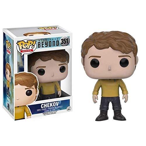 Funko 10490 Chekov (Duty Uniform) Star Trek Beyond Pop Vinyl, Multi, Standard Preisvergleich