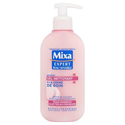 mixa-expert-peau-sensible-gel-nettoyant-anti-rougeurs-a-la-creme-de-soin-200-ml