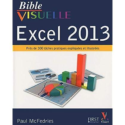 La bible visuelle Excel 2013