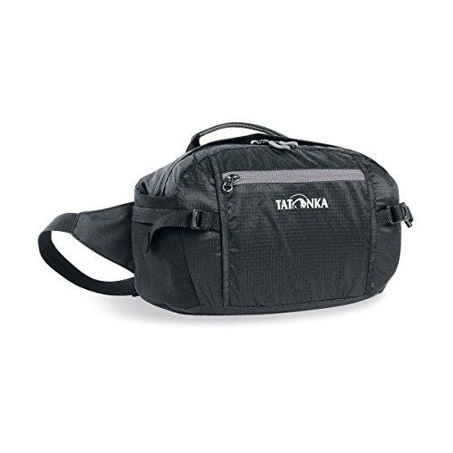 Tatonka Hip Bag M Hüfttasche, Black, 18 x 26 x 10 cm (Alpina Schlüsselanhänger)