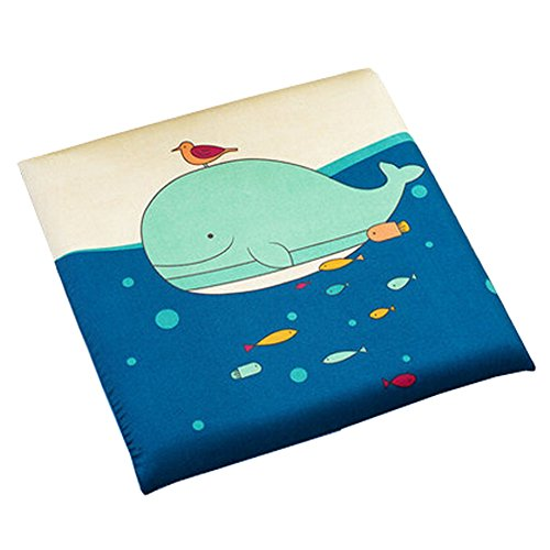 Mignon Cartoon Place Home / Office Patio Coussin de sol, NO.7