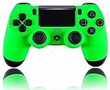 Weiche Neon Custom PS4Pro Rapid Fire Custom Modding Controller 40Mods für Alle Major Shooter Spiele, fortnite & Mehr (cuh-zct2u)