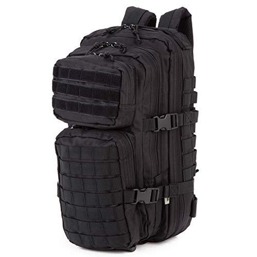 US Army Assault Pack I Rucksack Einsatzrucksack back 30 ltr. Liter (Schwarz)