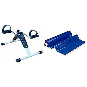 Pedal Exerciser with Digital Display & Adjustable Resistance