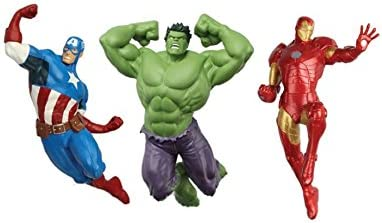 Swimways Avengers Dive Characters