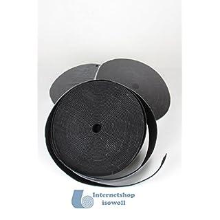 Rohrisolierung Klebeband für Kaiflex- Armaflex-band schwarz (wie SchatTec)