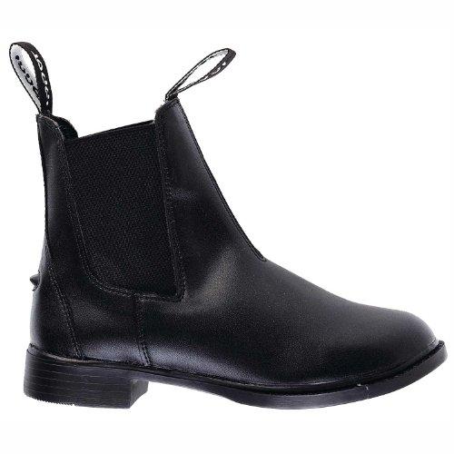 FINEST BRANDS INTERNATIONAL Toggi Brampton Children's Jodhpur Boots - Colour Black - Size UK 11 / Eur 30