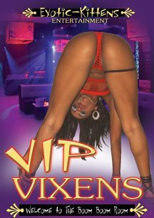 DVD - VIP Vixens - The Ladies of the Exotic Kittens Entertainment.