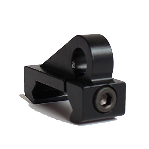Hochwertige Taktische Picatinny Airsoft Sling Weaver Rail Haken Adapter Attachment Scope Mount für 20 mm picatinny und weaver Schiene (Rail Sling Swivel)