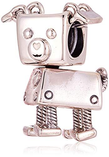 Pandora Damen-Bead Charms 925 Sterlingsilber 797551EN12 -