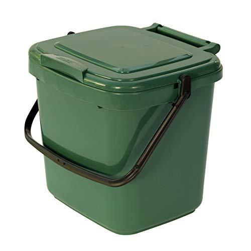 All-Green VC 7L-Green-Caddy - Cubo para Compost
