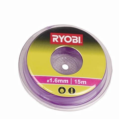 Ryobi Schneidfaden Fadenstärke 1,6mm violett RAC101, 5132002638