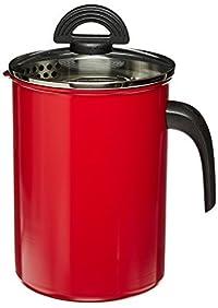 Kuhn Rikon 4th Burner Multi - Pot - Red