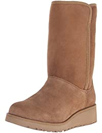 Ugg Australia Womens Amie Suede Boots