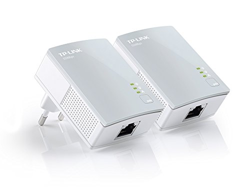 TP-Link TL-PA4010 KIT AV500 Powerline Netzwerkadapter (500Mb...