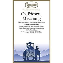 Ronnefeldt - Ostfriesen-Mischung - Schwarzer Tee aus Assam - 100g