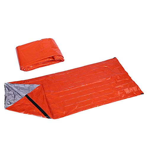 Sacos Dormir Emergencia Plegable Impermeable Ultraligero