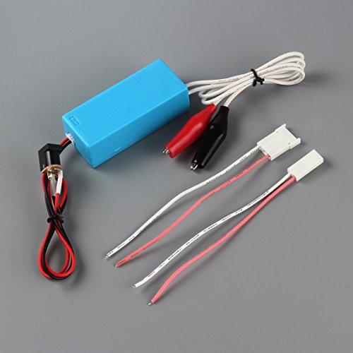 Mazur 12V CCFL Lampe Inverter Tester für LCD TV Laptop Bildschirm Tragbare Lampada Rohr Reparatur Test Professionelle Reparatur Werkzeug (Farbe: Blau)