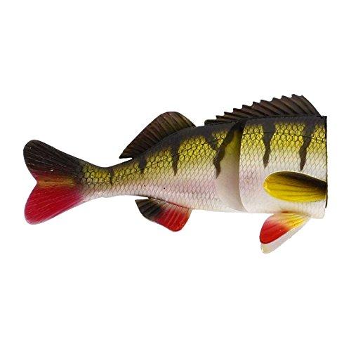 WestinPercy the Perch Real Swimbait Ersatzkörper Bling Perch 20cm