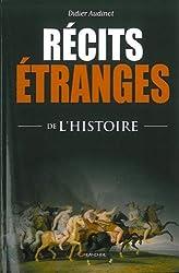 Récits étranges de l'histoire