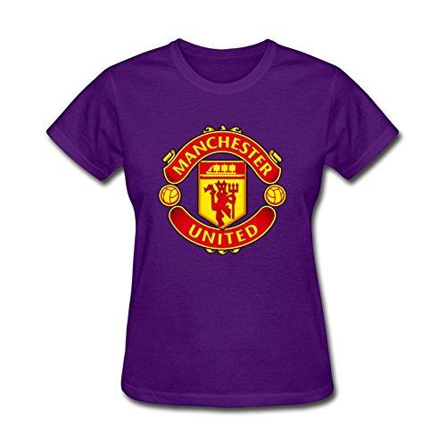 Women's MANCHESTER UNITED Short Sleeve T-Shirt