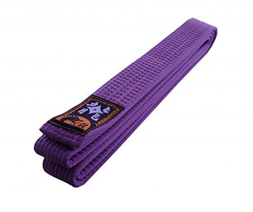 Karategürtel Judogürtel Taekwondogürtel violett