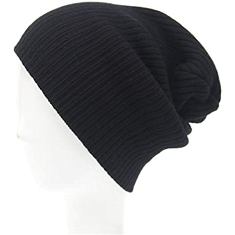 Xinantime Hip-Hop Cappello Crochet Knit Beanie Inverno