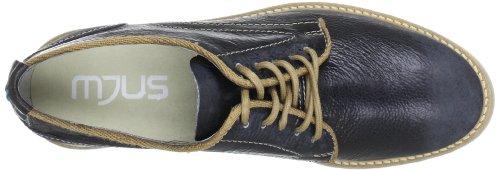 Mjus 425101, Chaussures à lacets homme Noir (Nero)