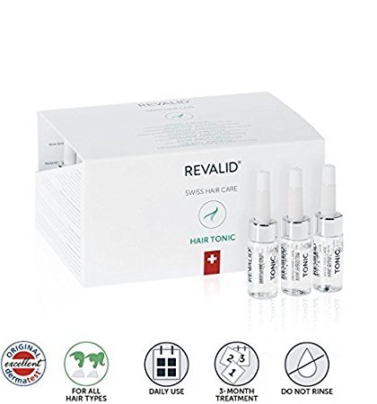 Revalid Tonic Hair Loss Treatment Growth Ampoule 20x 6ml !!!TOP PRODUCT