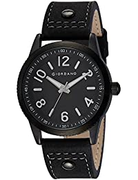 Giordano Analog Black Dial Men's Watch-A1053-06
