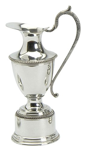 Edwin Flasque & Co Claret Jug Style Trophy avec Finition polie, 20,3 cm, en Étain