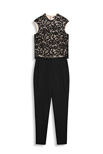 ESPRIT Collection Jumpsuit, Schwarz