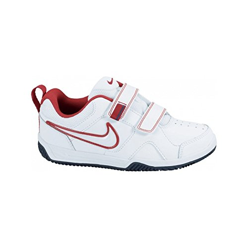 Nike - Nike Lykin 11 Psv Chaussures de Sport Homme Blanc Velcro blanc
