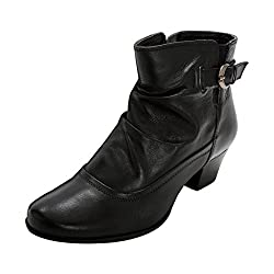 La Briza ANDRIA 4406 BLACK Casual Boots