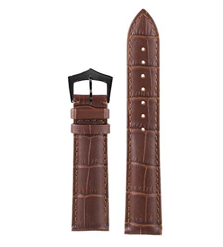 22-mm-de-cuero-marron-banda-reloj-plena-flor-de-vaca-italiana-piel-de-cocodrilo-en-relieve-de-primer