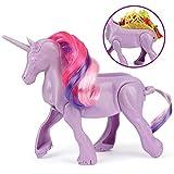 Barbuzzo UTU3GI0129 Unicorn Magic Taco Holder, Plastic, Purple