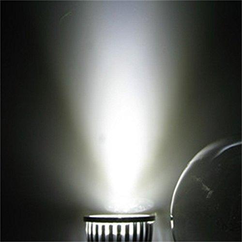 3W4W-GU10-Faretto-a-LED-Lampadine-ad-alta-luminosit-Spot-Light-Lampada-a-risparmio-energetico-Dimensioni-argento